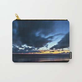 Nocturnal Cloud Spectacle on Danish Sky Carry-All Pouch