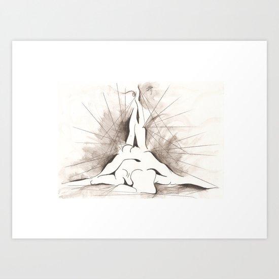 METAMORPHOSI Art Print