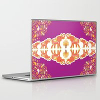 india Laptop & iPad Skins featuring India by ASerpico Designs
