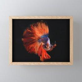 Ocean fantasy Framed Mini Art Print