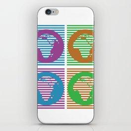 World changer 2020 iPhone Skin