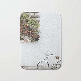 Wall Plants + Bike Bath Mat