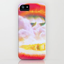 Vivid. II iPhone Case