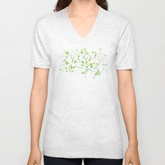 Seasons MMXIV - Spring Unisex V-Neck