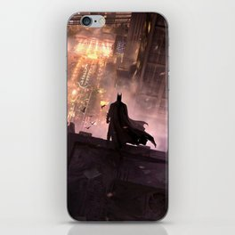 The Dark Knight iPhone Skin