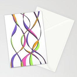Mingle_Neon Stationery Cards