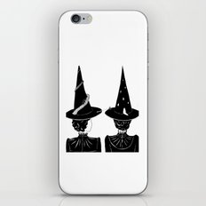 Two Witches iPhone & iPod Skin