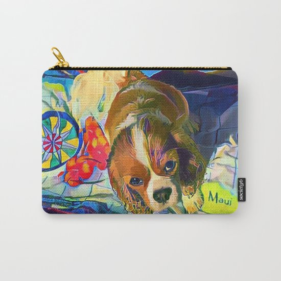Take Me To Maui! Carry-All Pouch