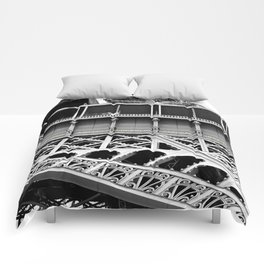 Eiffel Tower Comforters