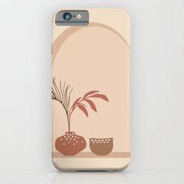 Marrakech Vibes #minimalism #digitalart iPhone Case