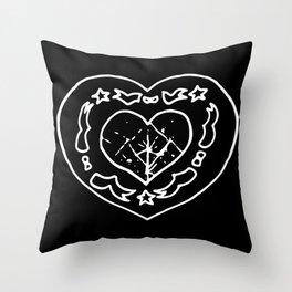 ▴ amulet ▴  Throw Pillow