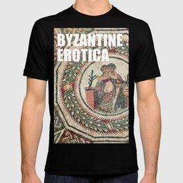 BYZANTINE EROTICA T-shirt