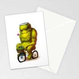 Bike Monster 1 Stationery Cards