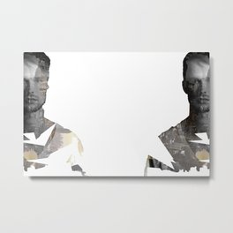 Double or nothing. Metal Print