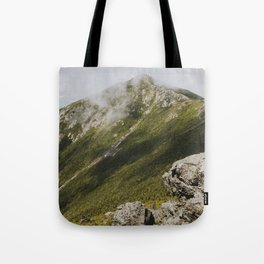 Summer days on the Franconia Ridge Tote Bag