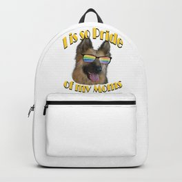 I is so Pride of my Moms Backpack