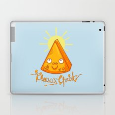 In Cheese We Trust Laptop & iPad Skin