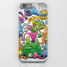 Monstrously Messy iPhone 6s Slim Case