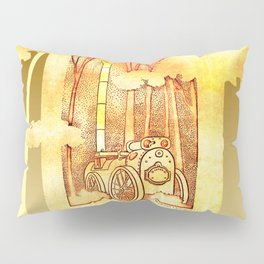 Steam Legacy Pillow Sham
