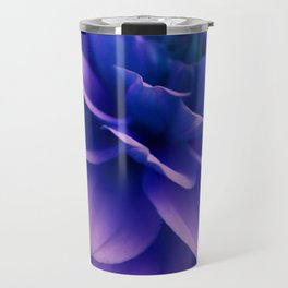purple dahlia Travel Mug