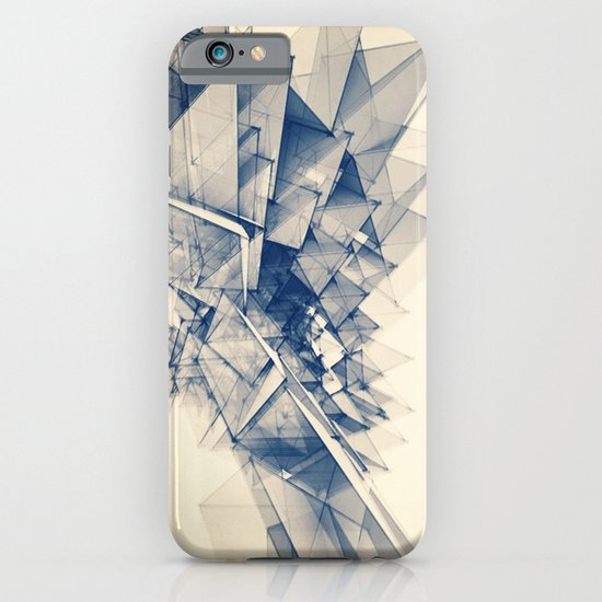Polygon Tower iPhone & iPod Case