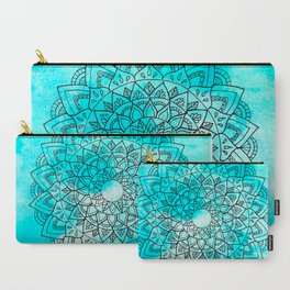 Sea Mandala Carry-All Pouch