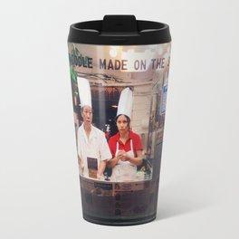 Made on the spot Travel Mug