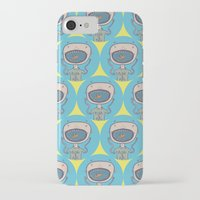 rock and roll iPhone & iPod Cases featuring Rock & Roll by Molly Yllom Shop