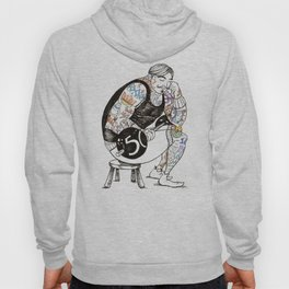 Strong Man Hoody