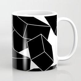 Tipping Point - Minimal Line Drawing Coffee Mug