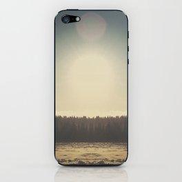 Frozen Reflection iPhone Skin
