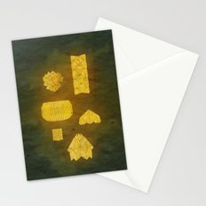 Under Origami Skies Stationery Cards