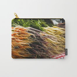 Market Carrots Carry-All Pouch