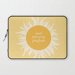Good Morning Sunshine Laptop Sleeve