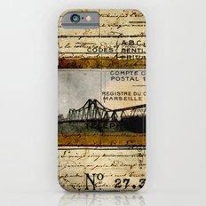 Ephemera 2 iPhone 6s Slim Case