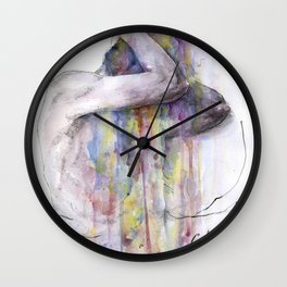 learn to appear Wall Clock