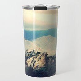 glimmer of the desert Travel Mug