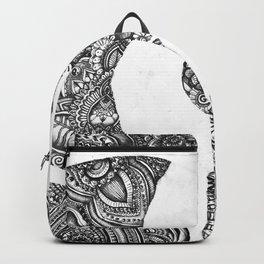 Hula Hooper Backpack