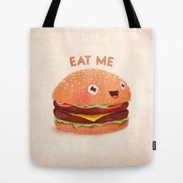 Burger Tote Bag