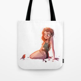 Spring has arrived Tote Bag