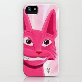Lollipop the pinky cat iPhone Case