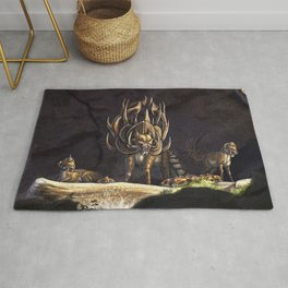Protective Mother Rug