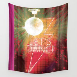 Let's Dance Wall Tapestry