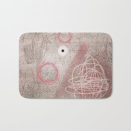 MANMADE SUBJECTS, INCLUDING A BOMBING Bath Mat