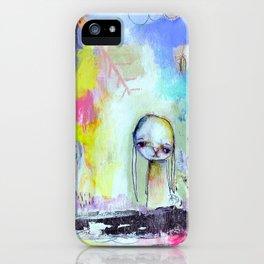Unmistakable peace iPhone Case