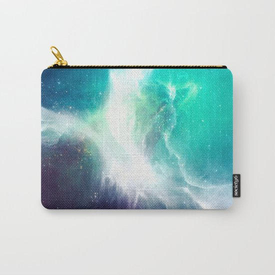 Wave to Heaven Carry-All Pouch