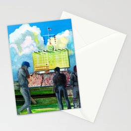 North-side Daydream Stationery Cards