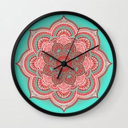 Mandala Lorana China Wall Clock