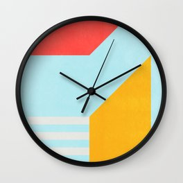 Knotted Wall Clock