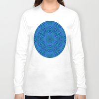 blues Long Sleeve T-shirts featuring blues by Sproot